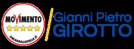 Portavoce Gianni Pietro Girotto Logo